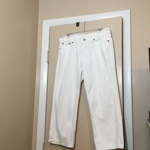 Lucky Brand Crop Pants
